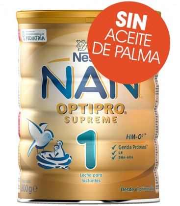 NAN Optipro Supreme 1 Leche Infantil