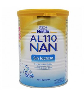 AL 110 NAN Sin Lactosa