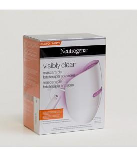 Neutrogena Visibly Clear Máscara de Fototerapia Antiacne