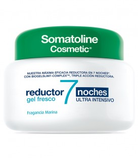 Somatoline reductor Intensivo 7 Noches Gel Fresco