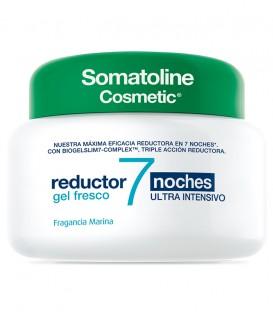 Somatoline reductor Intensivo 7 Noches Gel Fresco