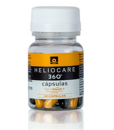 Heliocare 360 Cápsulas