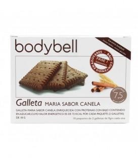 Bodybell Galletas Maria sabor Canela
