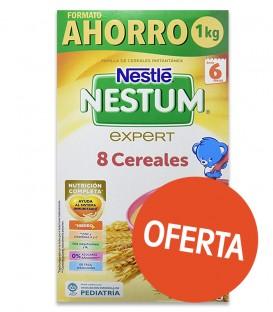 Nestle Papilla NESTUM 8 Cereales 1kg