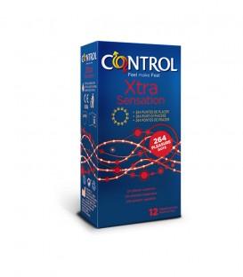 Control Xtra Lube Preservativos 12 uds