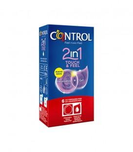Control 2 en 1 Touch&Feel