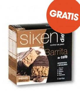 (REGALO 1+1) Caja Barritas Café Siken