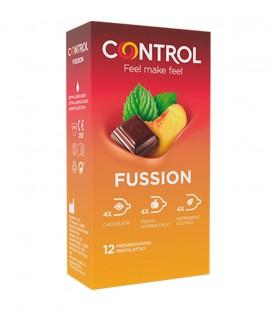 Control Fussion Preservativos 12 uds