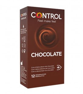 Control Chocolate Addiction Preservativos 12 uds
