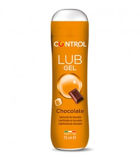 Lubricante Control Pleasure Gel Chocolate 50ml
