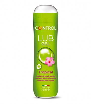 Control Tropical Gel Lubricante 50ml