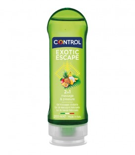 Control Gel 2en1 Exotic Escape