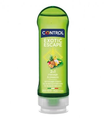 Control Gel 2en1 Exotic Escape