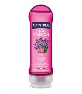 Control Gel 2en1 Thai Passion