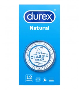 Preservativos Durex Natural Confort
