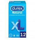 Preservativos Durex Natural XL