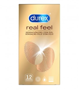 Preservativos Durex Real Feel