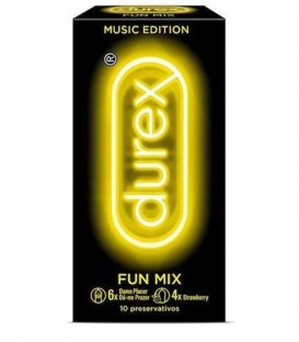 Preservativos Durex Fun Mix