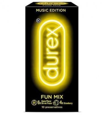 Preservativos Durex Fun Mix