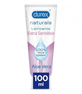 Lubricante Durex Naturals Extra Sensitivo