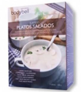 Bodybell Surtido de Platos Salados caja