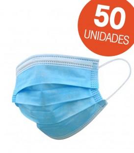 Mascarilla Quirúrgica 50 uds