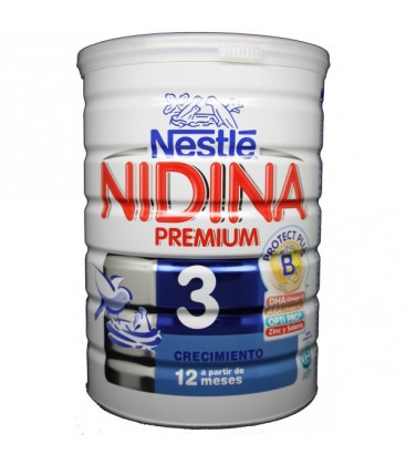 Nidina 3 Premium Leche Infantil