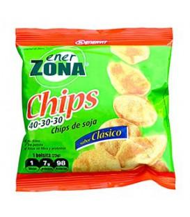 Enerzona Chips de Soja 40-30-30