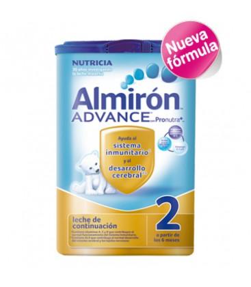 Almirón Advance 2 Leche de Continuación - 800gr