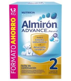 Almirón Advance 2 Leche de Continuación - 1200gr
