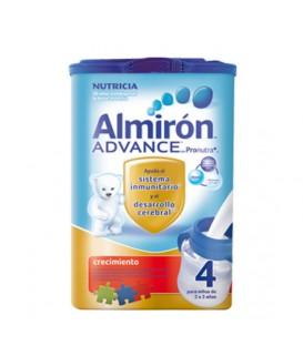 Almirón Advance 4 Leche de Crecimiento - 800gr