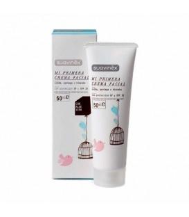 Mi primera crema facial Suavinex 50 ml