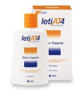 LetiAT4® baño tratante para piel atópica (200 ml)