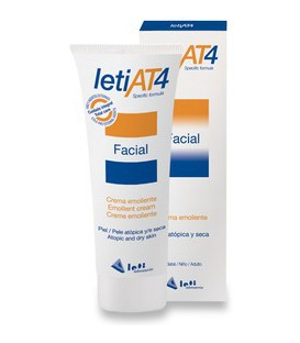 LetiAT4® facial para piel atópica (100 ml.)
