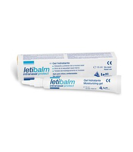 Letibalm® Intranasal Protect para nariz y labios (15 ml.)