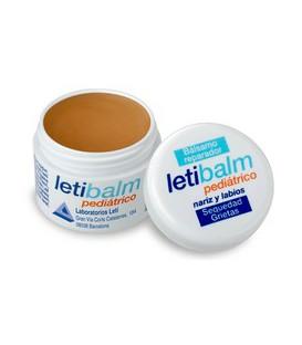 Letibalm® Pediátrico Bálsamo Reparador Nariz y Labios (10 ml.)