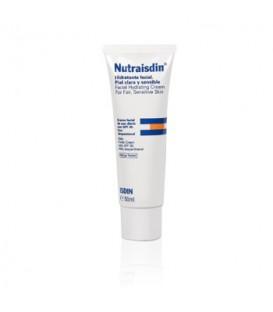 Nutraisdin Crema hidratante facial  para piel clara y sensible (50 ml.)