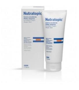 Isdin Nutratopic Crema Emoliente para piel atópica (200 ml.)