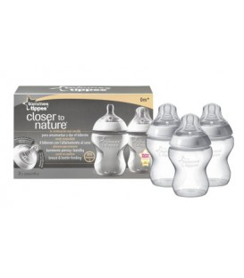 Biberón closer to nature Tommee Tippee