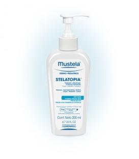 MUSTELA STELATOPIA® Crema lavante cabello y cuerpo
