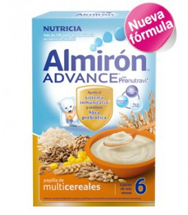 Almirón ADVANCE Multicereales