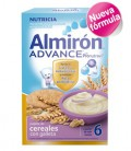 Almirón ADVANCE Cereales con galleta
