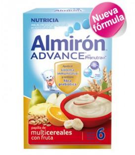 Almirón ADVANCE Multicereales con fruta