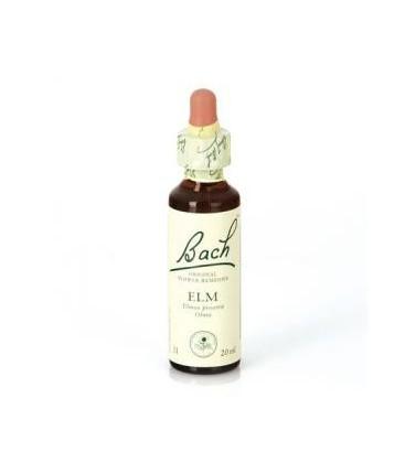 Dr. Bach Elm - Flor Bach (20 ml.)