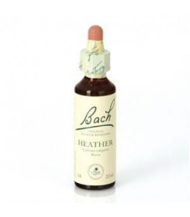 Dr. Bach Heather - Flor Bach (20 ml.)