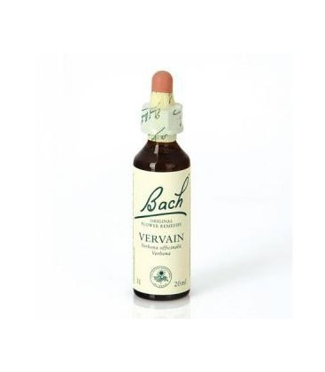Dr. Bach Vervain - Flor de Bach (20 ml.)