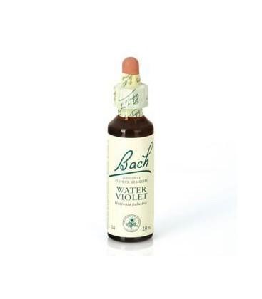 Dr.Bach Water Violet - Flor de Bach (20 ml.)