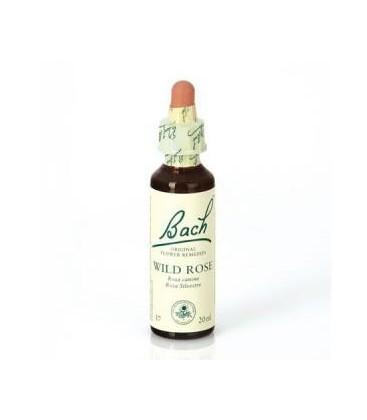 Dr. Bach Wild Rose - Flor Bach (20 ml.)