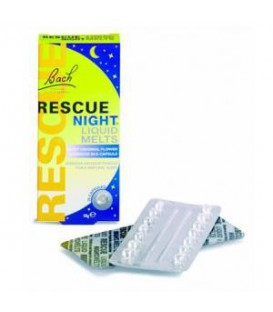 Dr. Bach Rescue Night Pearls (28 perlas sin alcohol).
